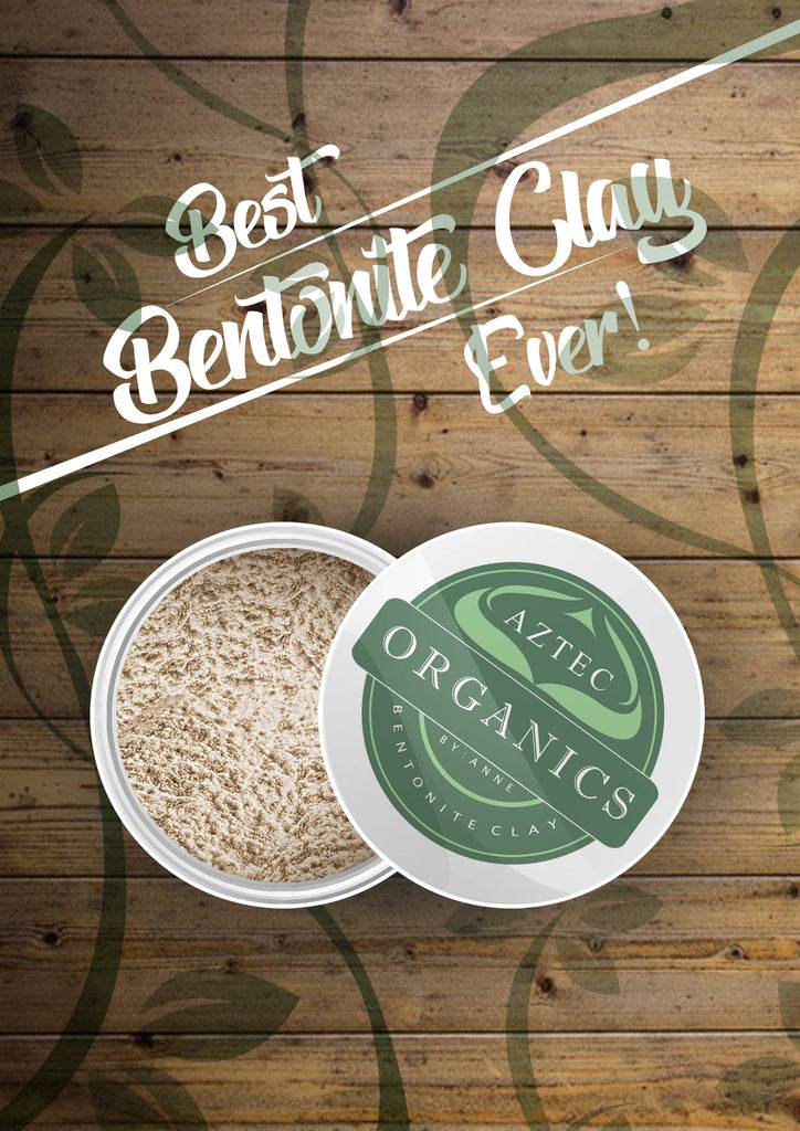 BENTONITE MIRACLE CLAY MASK ( BUY 1 GET 2 ) FREE SHIPPING. - ohhshopping.com