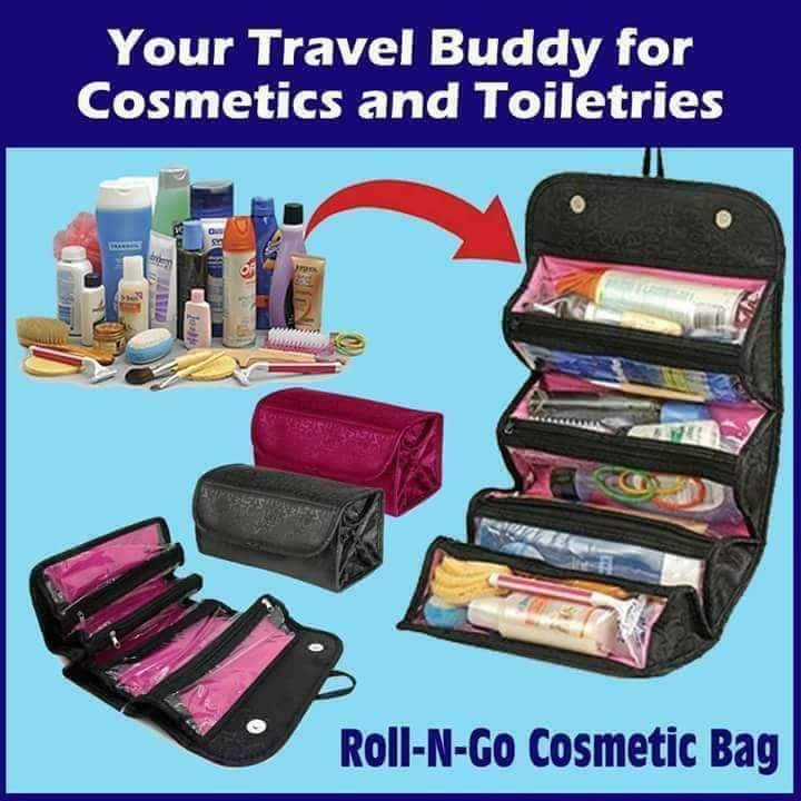 Role and Go Cosmetics Travel bag - ohhshopping.com