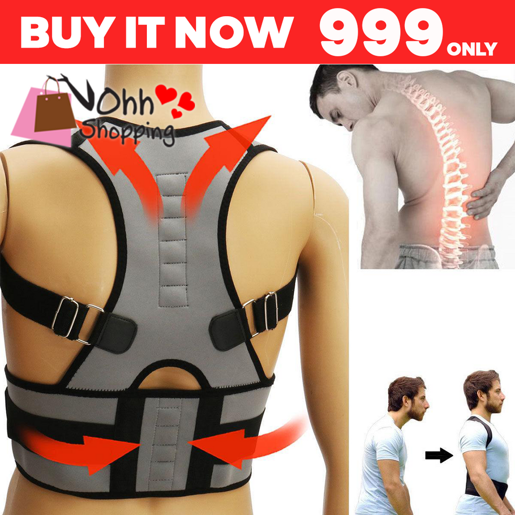 Posture Correction Belt/POSTURE SUPPORT BRACE. - ohhshopping.com
