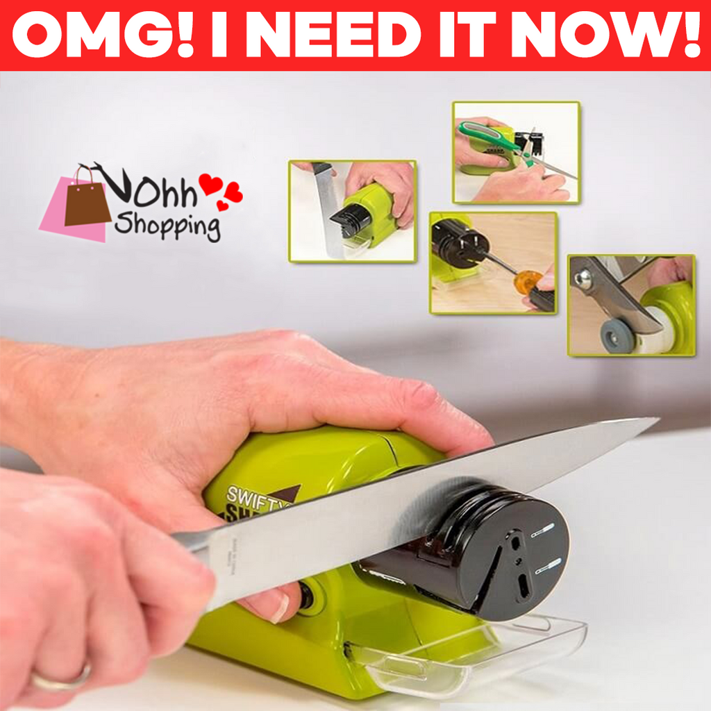 ELECTRIC KNIFE SHARPENER (BUY1 TAKE1) FREE SHIPPING - ohhshopping.com