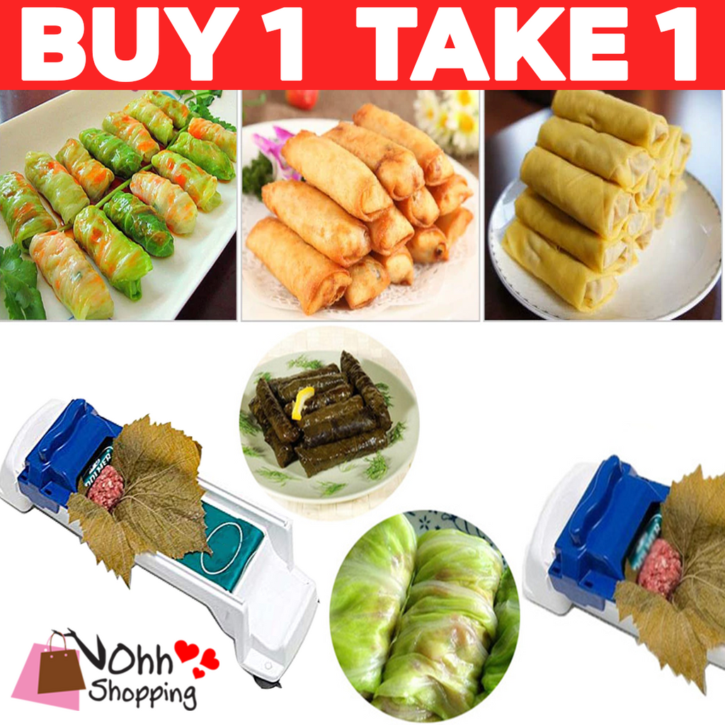 EASY & QUICK ROLL - INSTANT FOOD ROLLER ( BUY 1 GET 1 FREE  ) - ohhshopping.com