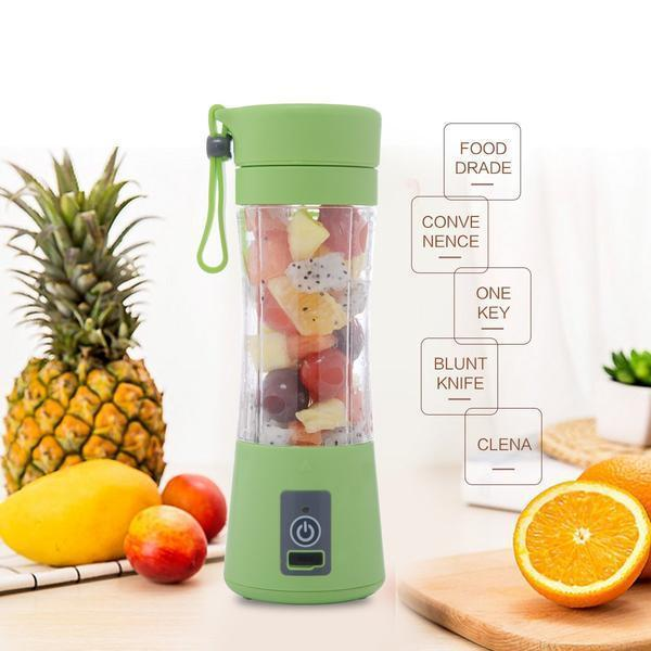 Portable USB Electric Juicer- BEST SELLER ( BUY 1 TAKE 1 ) Free Shipping. - ohhshopping.com