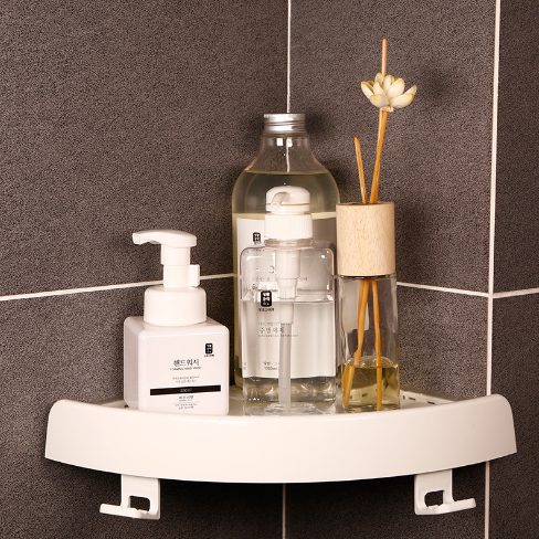 SNAP UP BATHROOM SHELF ORGANIZER (2PC SET) - ohhshopping.com