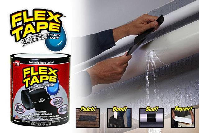 Waterproof Leak Stopper Tape  (BUY ONE TAKE TWO PROMO) - ohhshopping.com