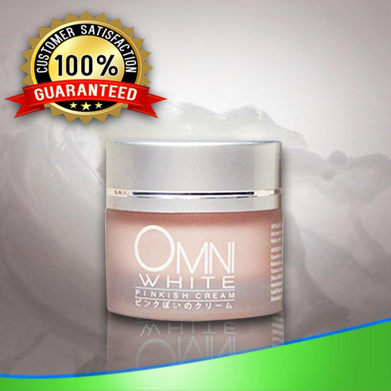 Omni white pinkish cream - ohhshopping.com