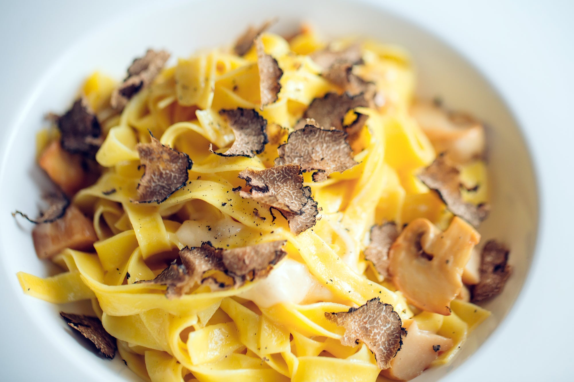 What's the Difference Between Black and White Truffles?