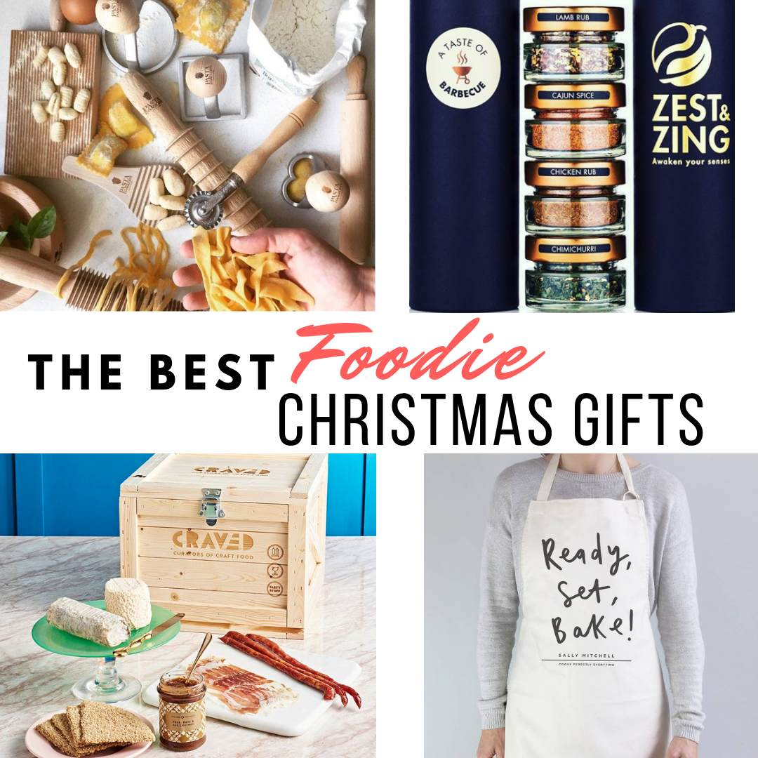 Best Foodie Christmas Gifts Ideas