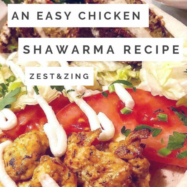 An Easy Shawarma Recipe