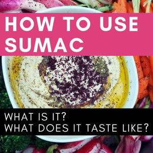 Sumac: What Does it Taste Like and How Do You Use it?
