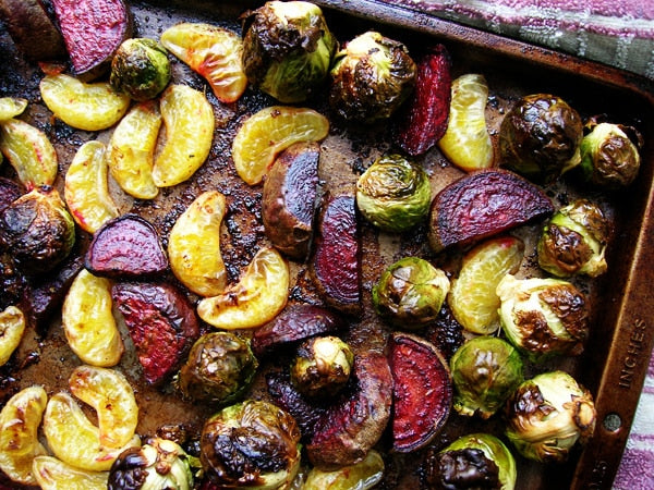 Sage Recipes Roasted Vegetables - Zes & Zing