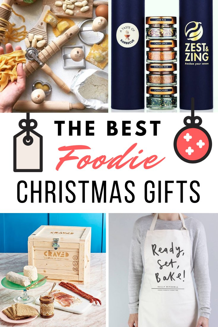 The Best Foodie Christmas Gift Ideas