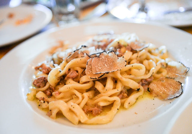 White Truffle Sea Salt - Pasta - Zest & Zing