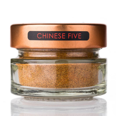 Chinese 5 Spice jar
