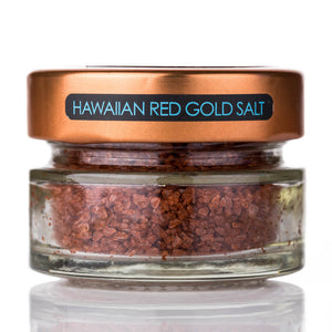 Zest & Zing Spices Hawaiian Red Gold Sea Salt