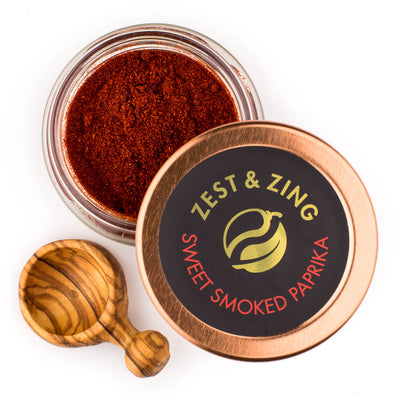 Smoked Paprika | Unique Spices | Zest & Zing