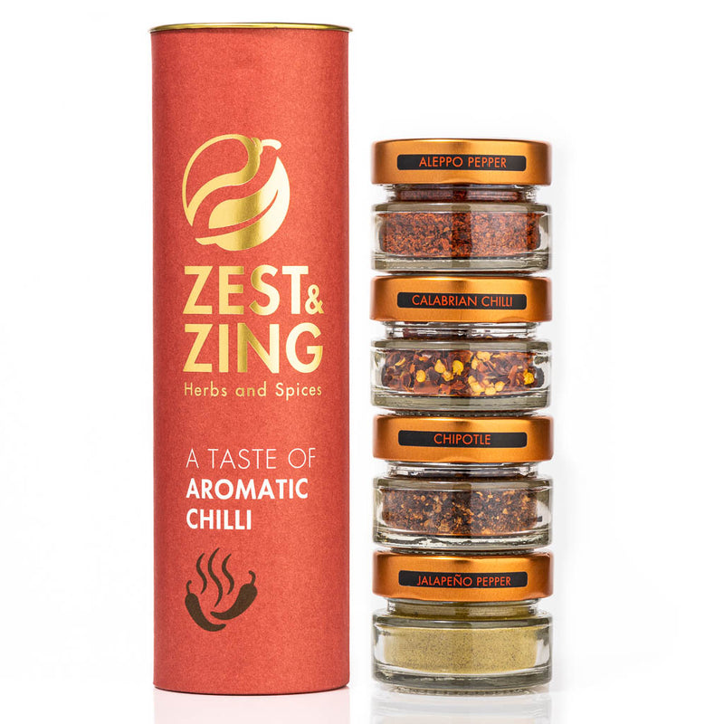 Aromatic Chillis Spice Gift Set