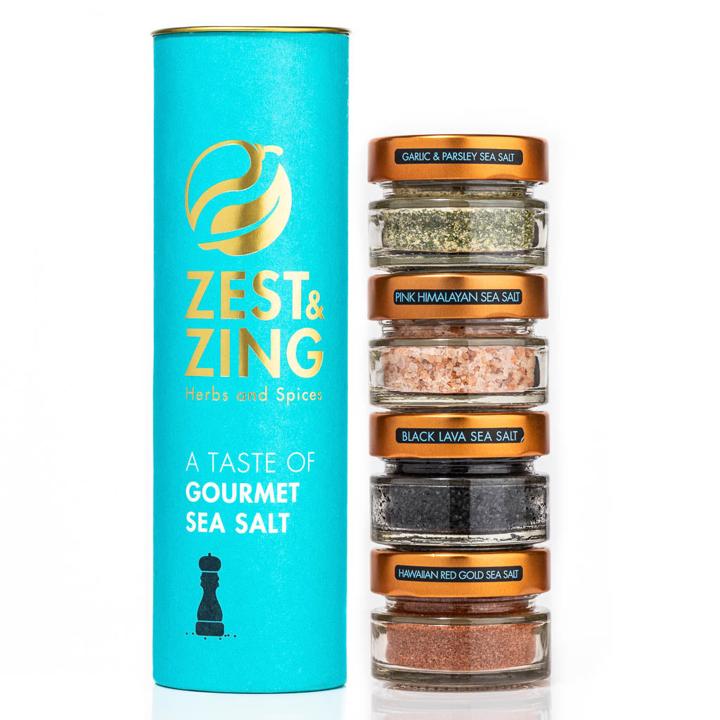 Sea Salts Spice Gift Set