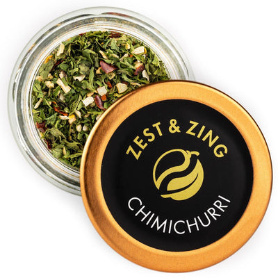 Zest and Zing Chimichurri