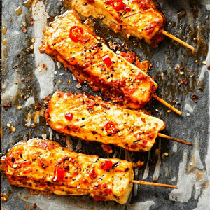 Harissa Spice - perfect with halloumi