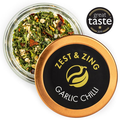 Zest and Zing Garlic Chilli