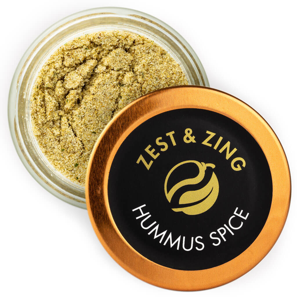 Hummus Spice By Zest & Zing Spices