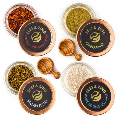 Italian Seasoning Set | Spices for Spaghetti Sauce