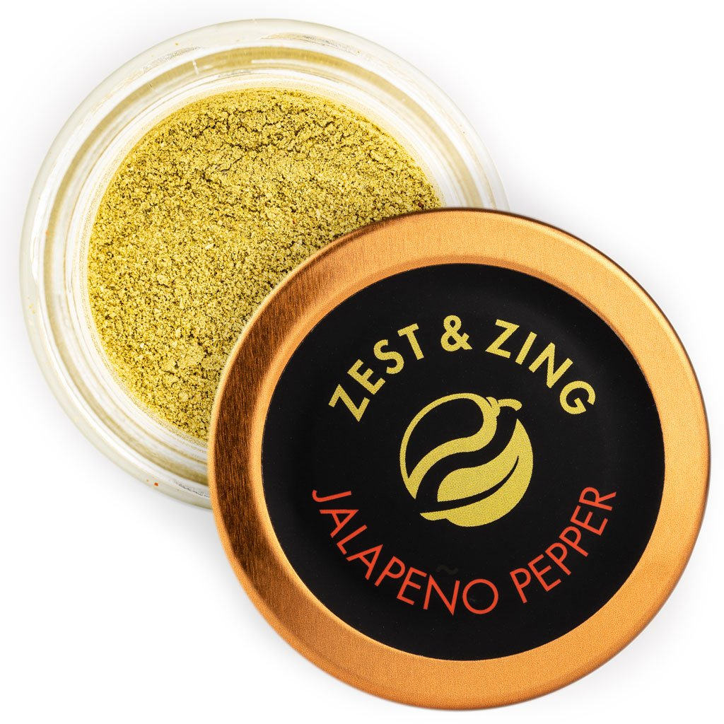 Jalapeno Pepper By Zest & Zing Spices