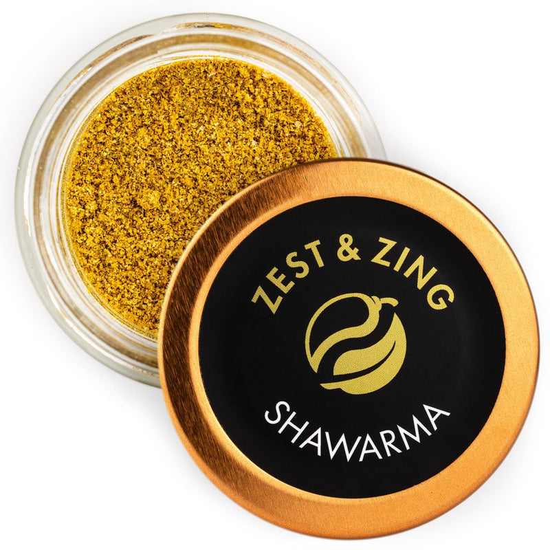Shawarma Spice By Zest & Zing Spices