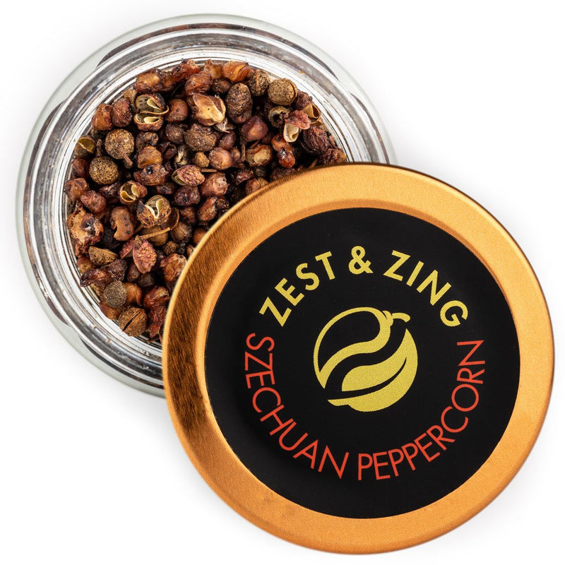 Szechuan Peppercorn By Zest & Zing Spices