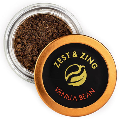 Zest and Zing Vanilla Bean
