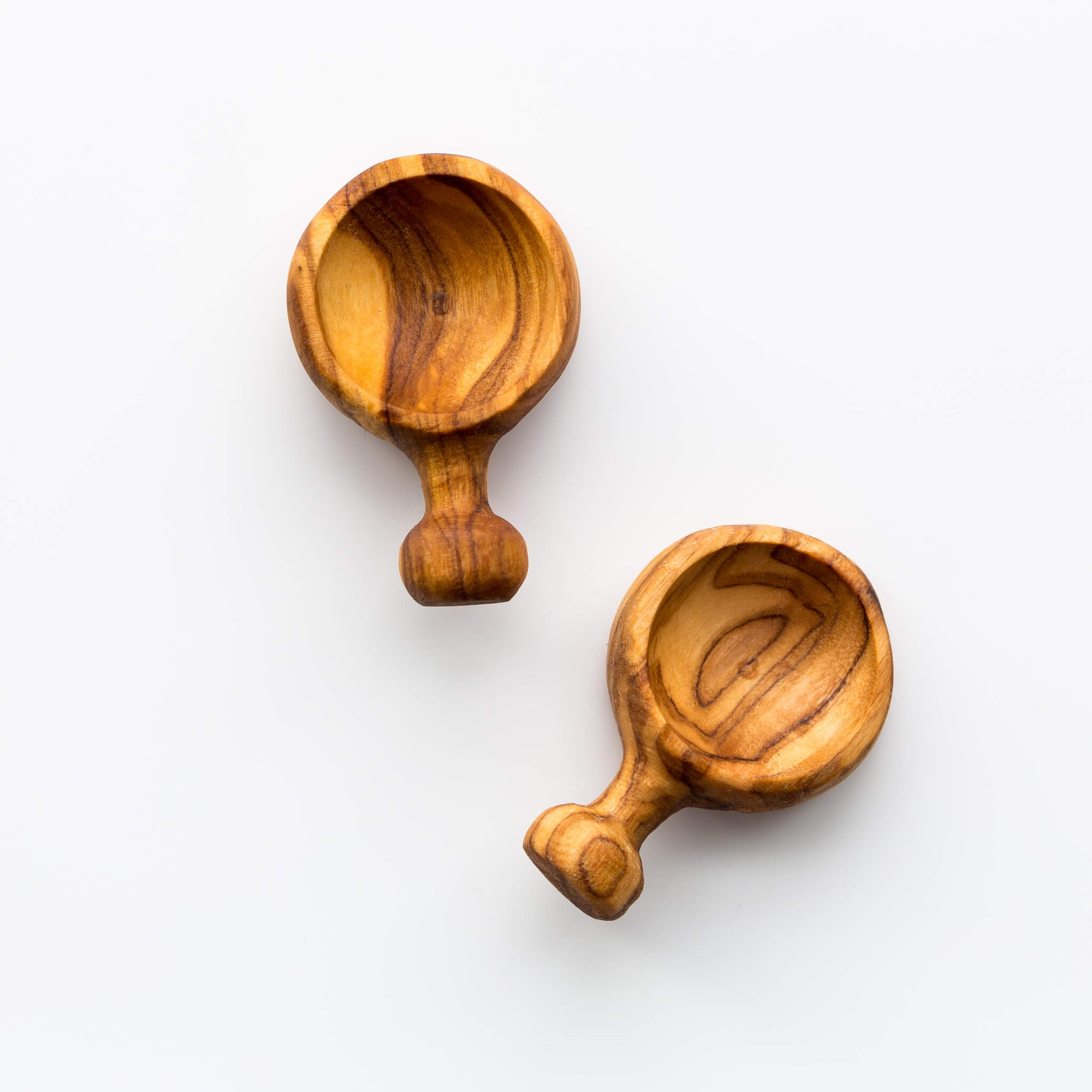 Wooden Olive Spoon | Quality Spices & Spice Racks Online UK |