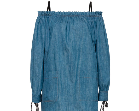 Miu Miu Denim Dress