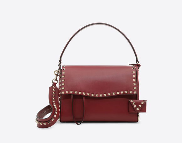 Valentino ROCKSTUD SINGLE HANDLE BAG