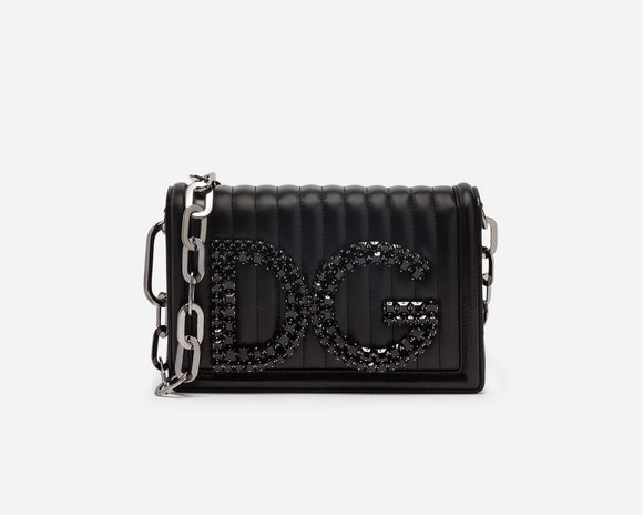 DOLCE & GABBANA GIRGLS SHOULDER BAG