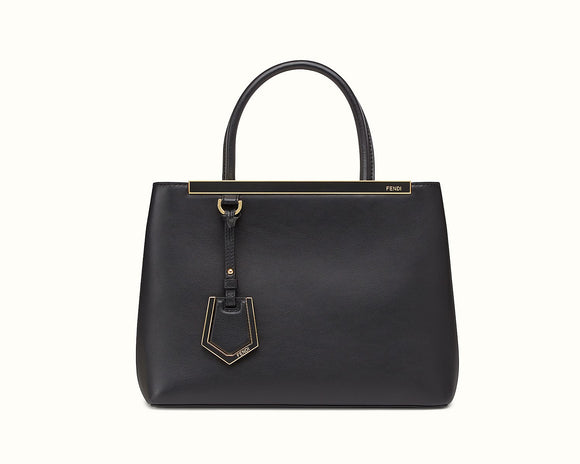 Fendi PETITE 2JOURS Leather Bag