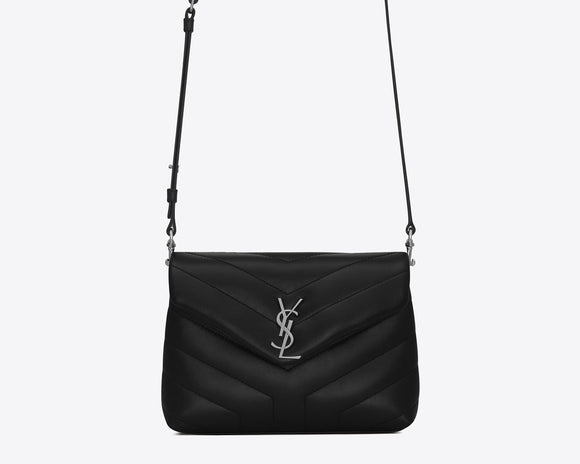 Saint Laurent Toy Loulou Strap Bag