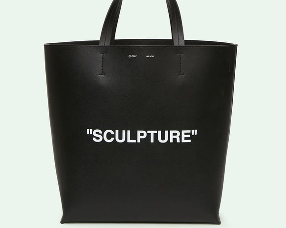 Off-WHITE LARGE SCULPTURE TOTE