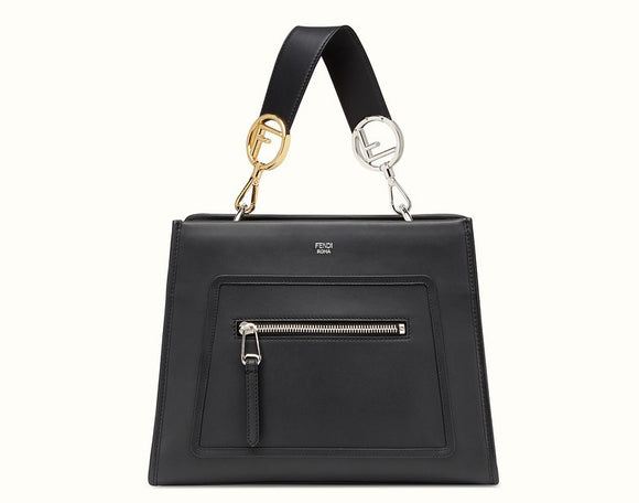 Fendi Black RUNAWAY SMALL Bag