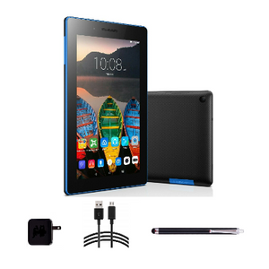 Lenovo Tab 3 8.0-inch 16GB Bundle, Black - Wifi Only  (Refurbished)