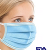 FURTHER REDUCED: 50 Count - Disposable 3-Ply Protective Face Masks – SHIPS QUICK FROM U.S.!