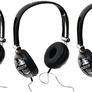 PRICE DROP: Buy More Save More: Marc Ecko Unlimited Impact Stereo Headphones w/Mic - Ships Same/Next Day!