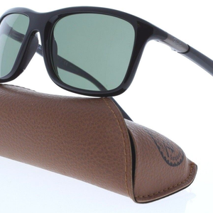 Ray-Ban Polarized Black/Gray Sunglasses! (RB8352 6219/9A)
