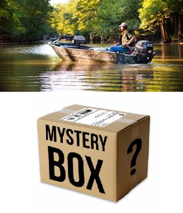 1SALE EXCLUSIVE: Hunting/Boating Warehouse Mystery Bundle (5 Hunting/Boating-Related Items Guaranteed) - Ships Quick!
