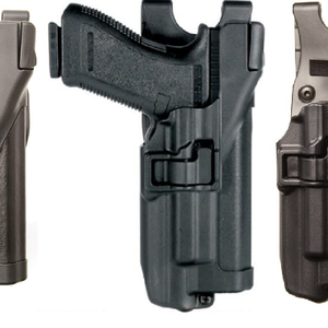 Blackhawk Serpa Level 3 Light Bearing Duty Holsters (Several Options) - Ships Next Day!