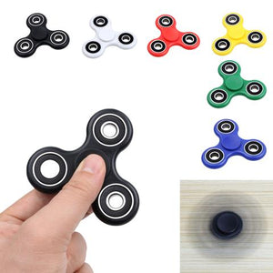5 or 10 Pack: Premium Fidget Spinners - Anti Stress Toy For Autism/ADHD