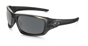 Oakley Valve Grey Black Iridium Polarized Sunglasses (OO9236-06) - Ships Next Day!