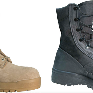 PRICE DROP: Propper Hot Weather Military Compliant Boots (Made in the USA) - Ships Same/Next Day!