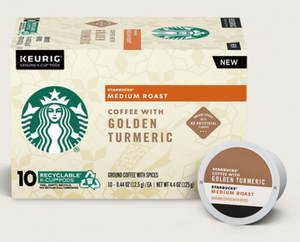 BIGGEST PRICE DROP EVER (16¢ EACH): 300-Count Starbucks K-Cups Coffee Pods (Past Best-By Date) - Ships Quick!