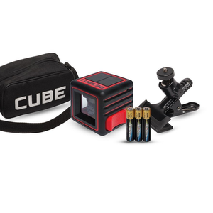 24 Hour Price Drop: AdirPro Cube Cross Line Laser Levelers - 5 Models to Choose From!