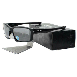 Oakley Chainlink Black Ink /Black Iridium Polarized Sunglasses (OO9247-09) - Ships Next Day!